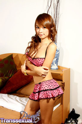 t natty privatetranssexual 01 Cute Asian Ladyboy Natty On Private Transsexual!