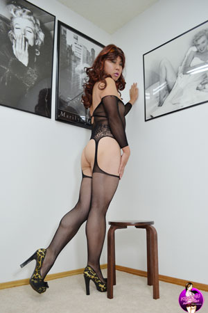 Asia Ladyboy presents Krissy4u!
