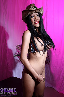 t asian ladyboy joy 03 Asian Ladyboy Joy Gets Some Joy On Shemale Club!