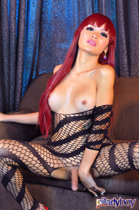 Asia Ladyboy Blog presents Erika Fox!