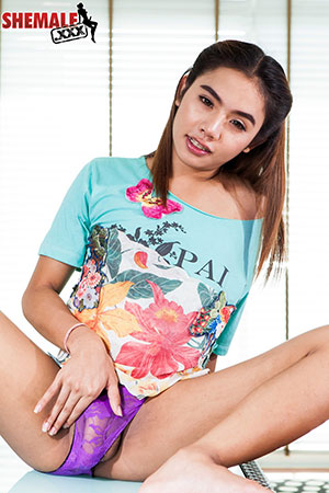 t asian ladyboy got 03 Get You Some Asian Ladyboy Got On Shemale XXX!