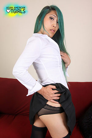 Asia Ladyboy Blog presents Lila Kay!