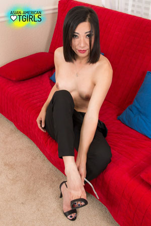 Asia Ladyboy Blog presents Bora Gin!