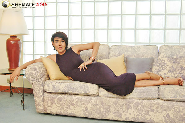 Asia Ladyboy Blog presents Lyanda on Shemale Asia!