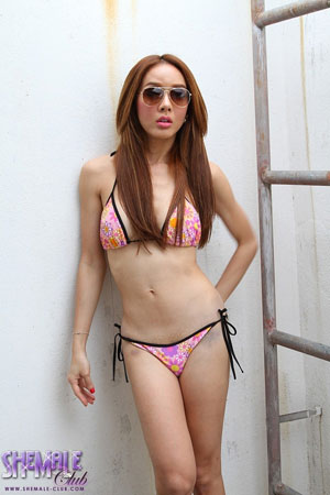 Asia Ladyboy Blog presents Ladyboy Chanel!