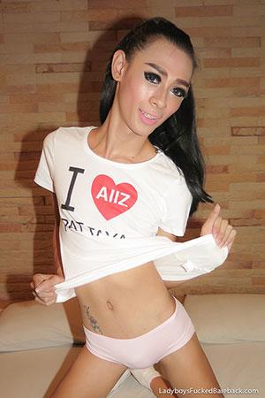 Asia Ladyboy Blog presents Ladyboy Ally!