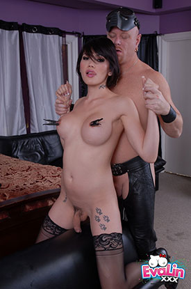 Asia Ladyboy Blog presents Eva Lin!