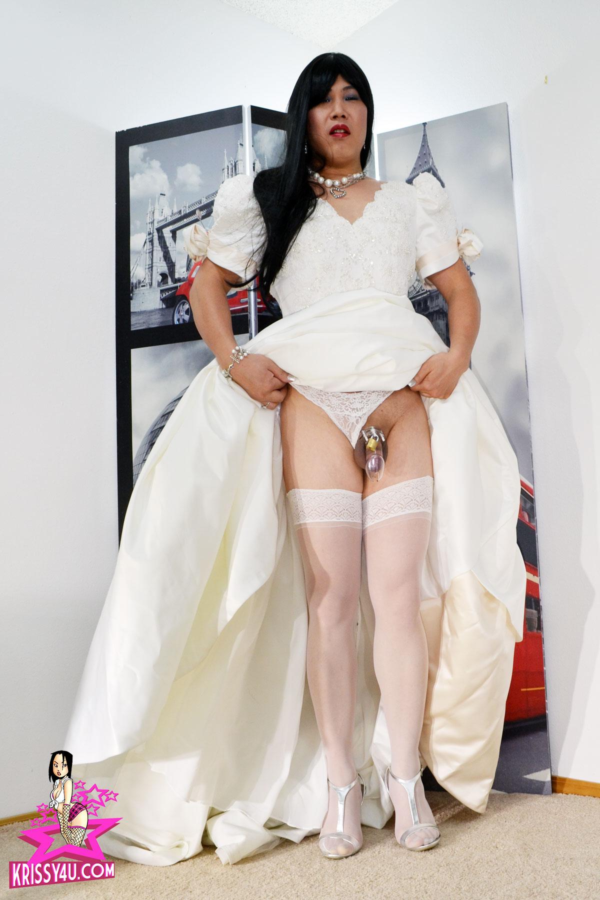 Ladyboy bride