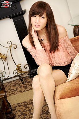 Asia Ladyboy Blog presents Mako Aiuchi!