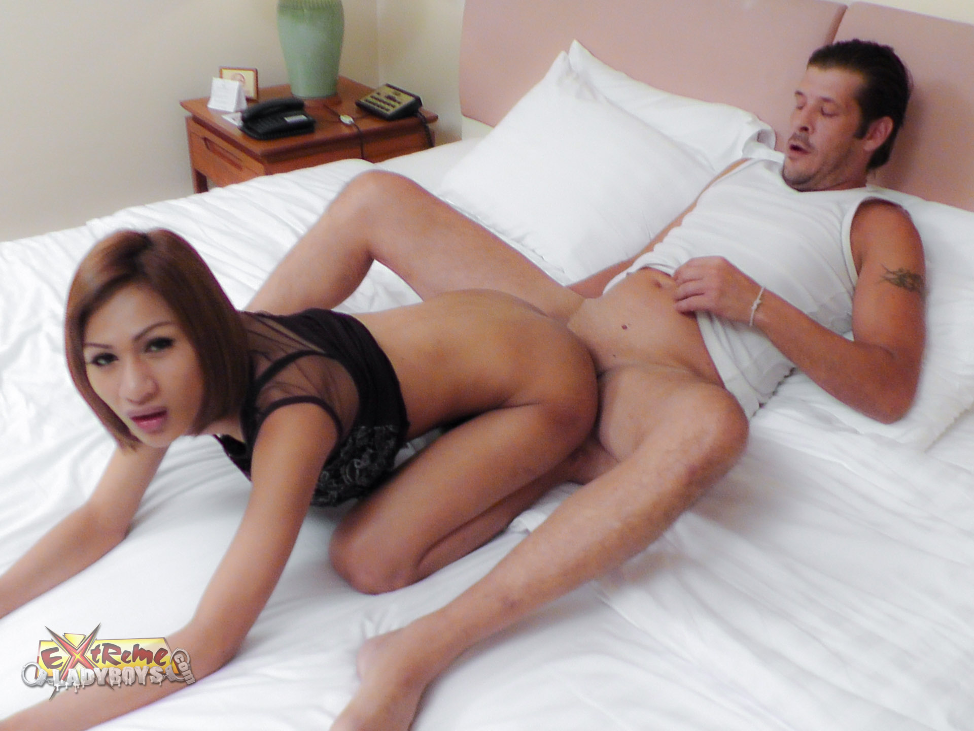 Asian Lady Boys Fucking