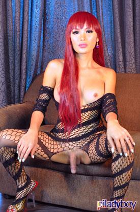 Asia Ladyboy Blog presents Erika Fox!