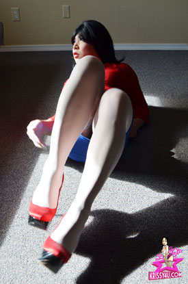 Asia Ladyboy Blog presents Krissy Kyung!