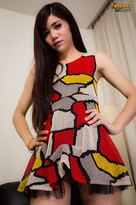 Asia Ladyboy Blog presents Ladyboy Gigi!
